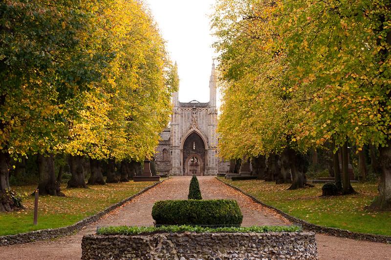 Cementerio de Nunhead en Londres