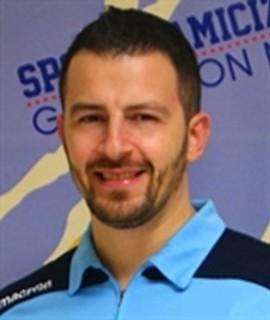 Francesco Savino pallavolo Turi
