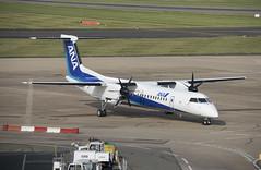 Bombardier Dash 8s