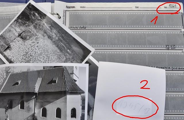 Správa negativů a fotek (blog)