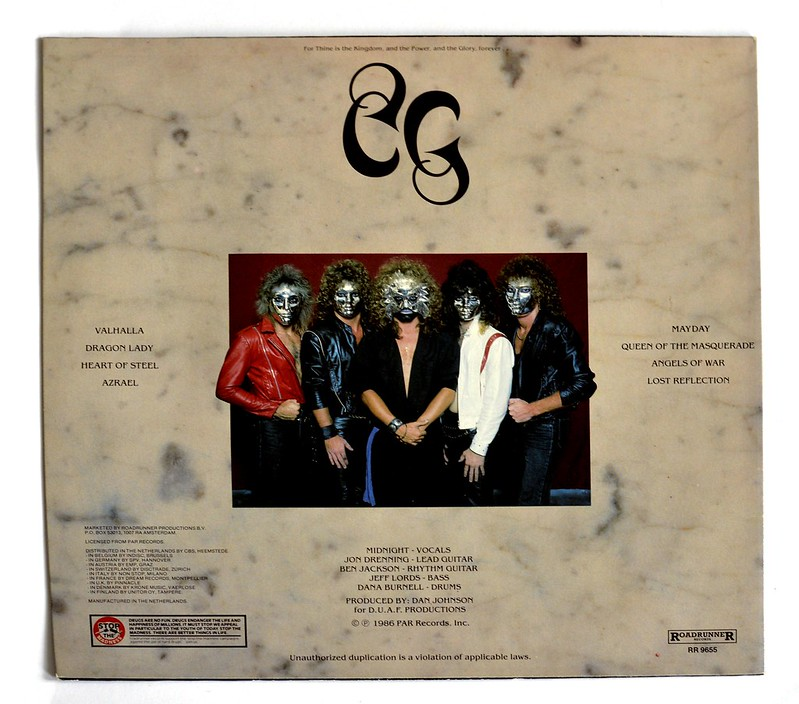 A0368 Crimson Glory Crimson Glory (Self-Titled)