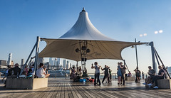 VolvoTango at Pier 45, NYC