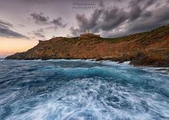 Cape of iron lighthouse