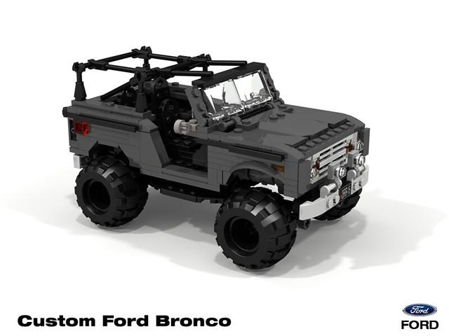 Custom Ford Bronco Gen I