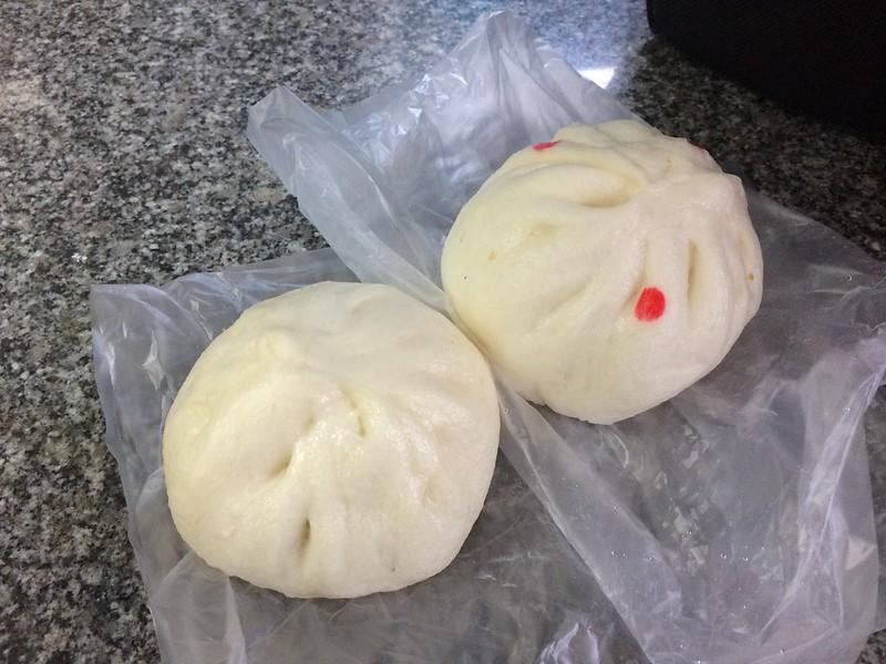 東河肉包&高麗菜包