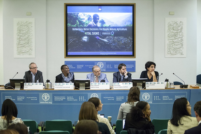 Side Event - 40 - Full-cost accounting for sustainable food and nutrition security