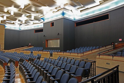Forney (TX) United States Picture : North Forney High School Auditorium