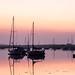 Bosham sunset afterglow