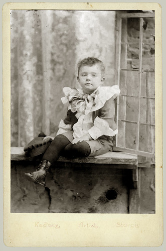 Cabinet Card boy