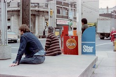 Dundas West and Keele, Toronto, 1983