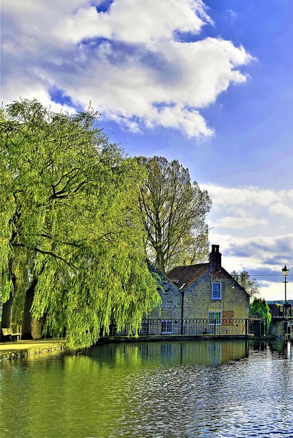 Reflection at Tickhill Mill Pond