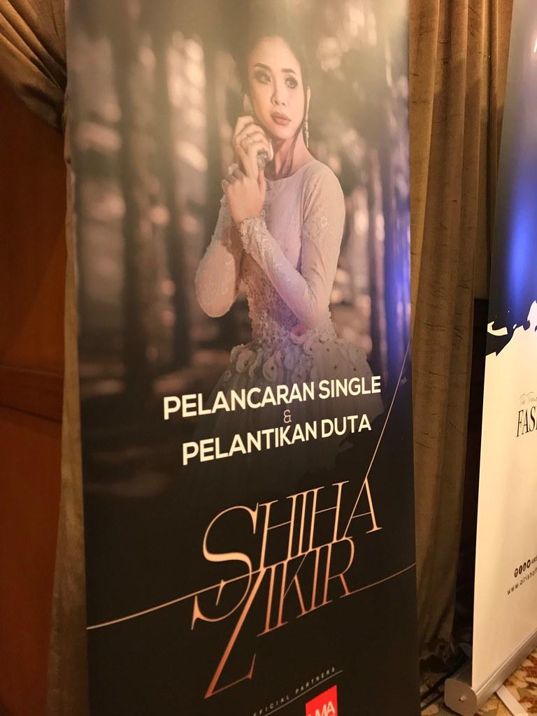Pelancaran Single Shiha Zikir JAGAKAN DIA
