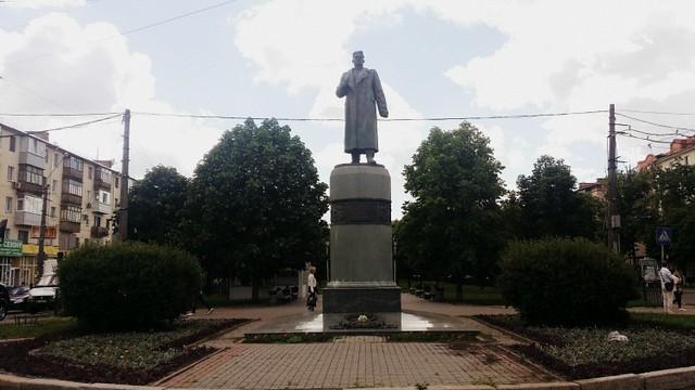 Пам'ятник О.І. Зигіну