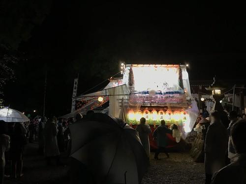 入出のお祭り2017
