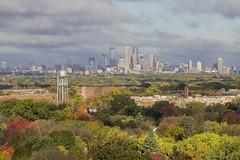 Autumn Colors in Minneapolis