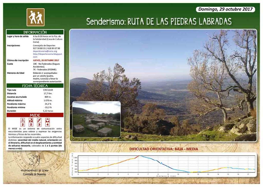 Comienza la temporada de rutas de senderismo con una marcha alrededor de la localidad de Casas del Monte
