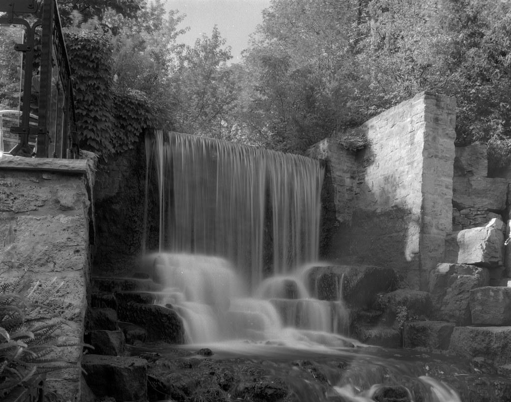 Mill Water Falls
