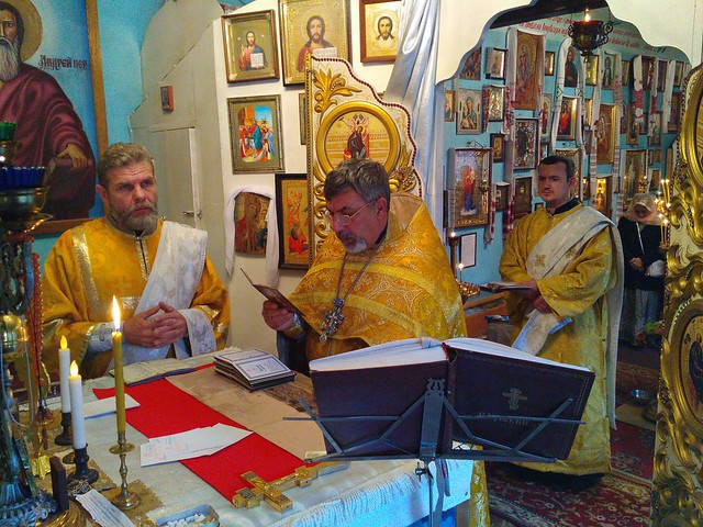 Божественна літургія 22 жовтня 2017 року