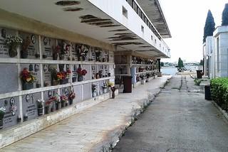 Noicattaro. Cimitero comunale front