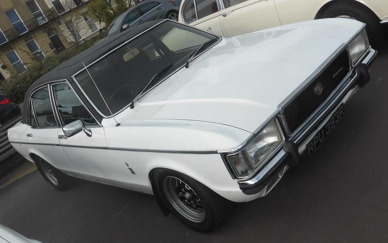 Ford Granada Ghia 3.0 (1976)