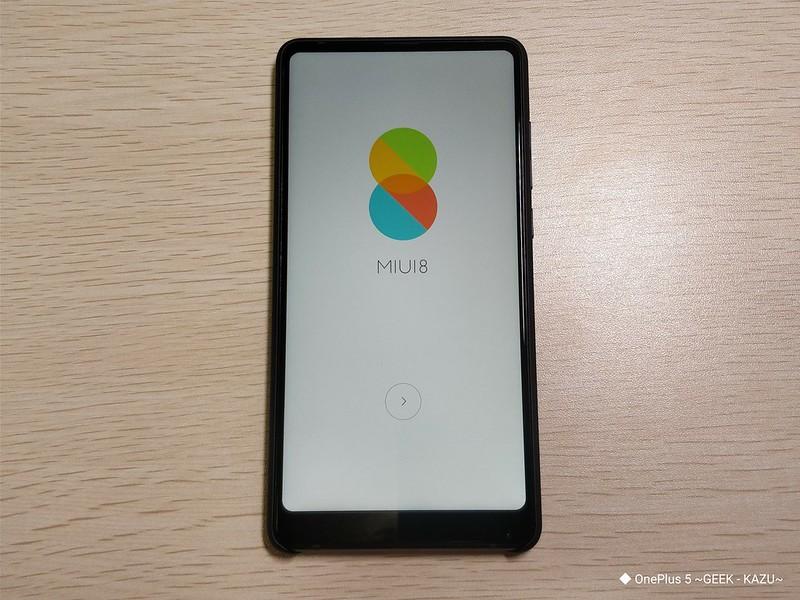 Xiaomi mi mix 2 開封レビュー (24)
