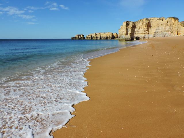 Praia da Coelha, Algarve, Portugal