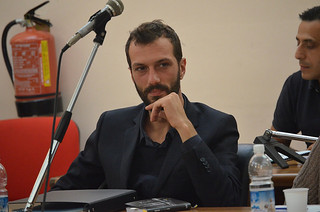 L'assessore Antonello Palmisano