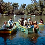 Roma, Villa Borghese '60s - https://www.flickr.com/people/42304105@N07/