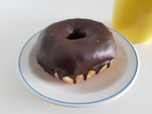 Doughnut (anlässlich des Geburtstags einer Kollegin)