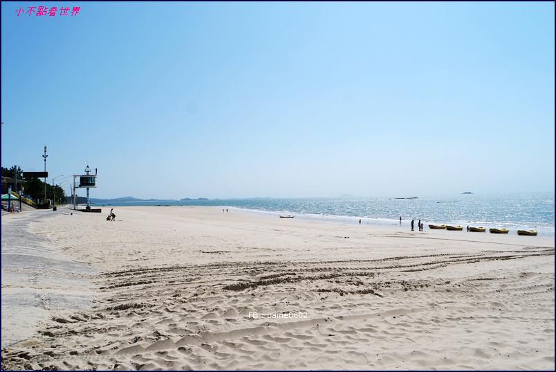 海洋空中自行車.海邊咖啡廳.安山星光燈節