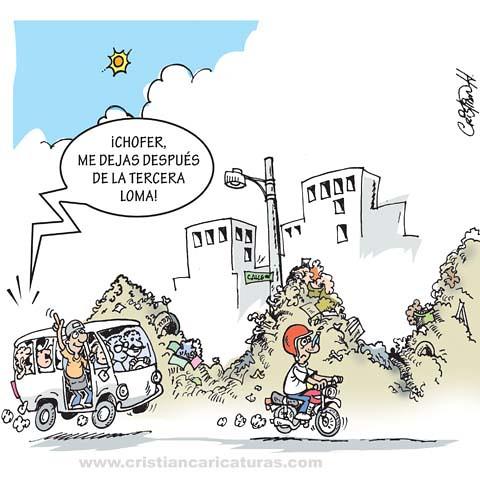 Lomas de basura
