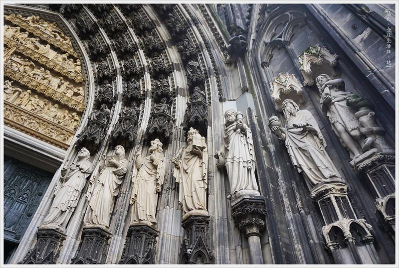 科隆大教堂-62-大門