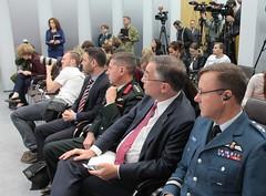 Міністри оборони України та Канади обговорили перспективи співробітництва в оборонній сфері