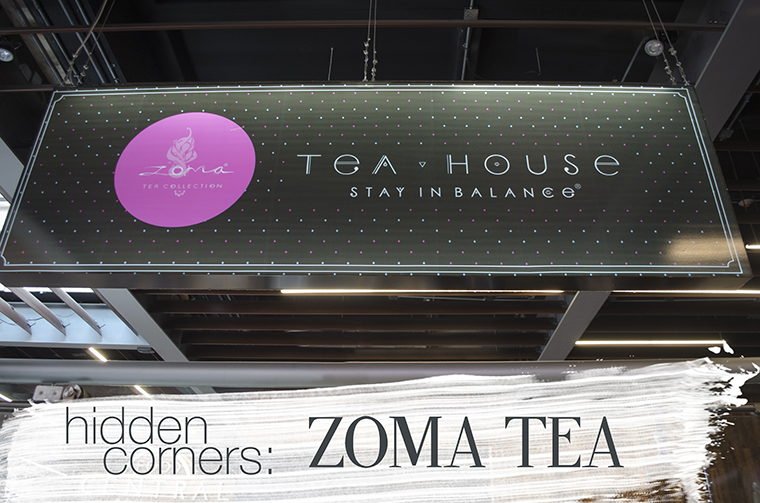 Hidden Corners Zoma Tea Review
