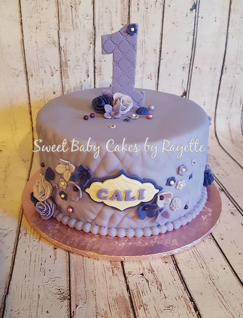 Cake from Sweet Baby Cakes by Rayette