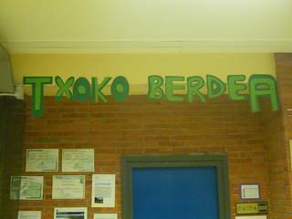 Txoko berdea 2017-2018