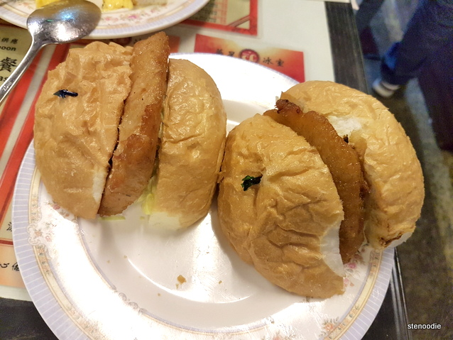 Devil Pork Buns