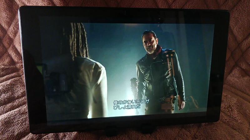 Amazon Fire HD 10 2017 開封レビュー (78)