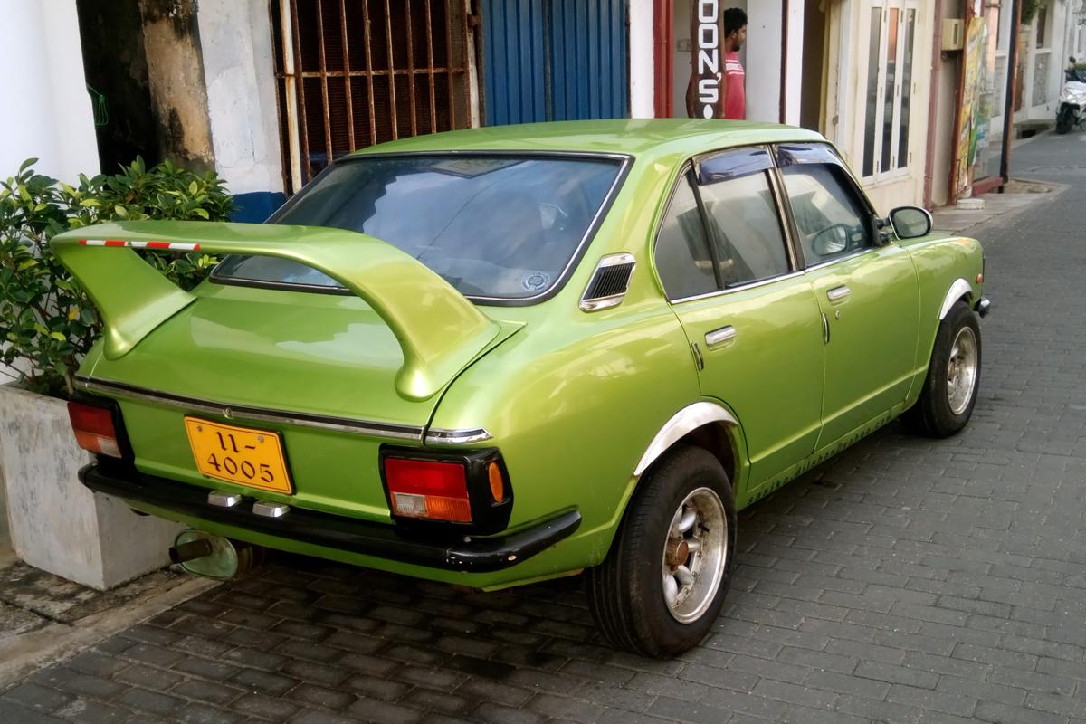 Toyota Corolla Mk2