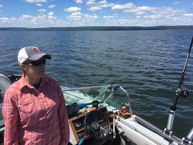 Sabbatical fishing