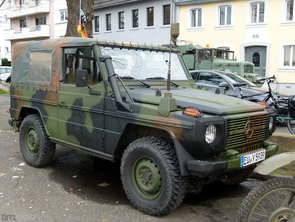 mercedes-benz 250 gd wolf | ex german army mercedes-benz 250… | flickr