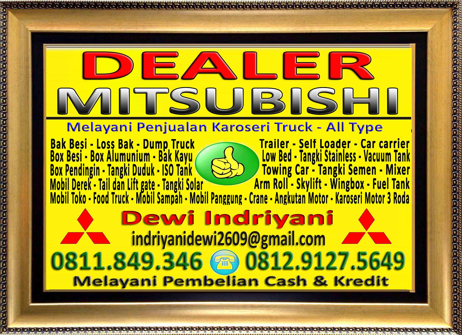 Bingkai Mitsubishi - Dewi
