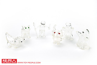 KAIJU HUNTING 聯展限定【無形狩獵組 The Invisible Hunting】Paradise 特展A 區限定品開箱報告