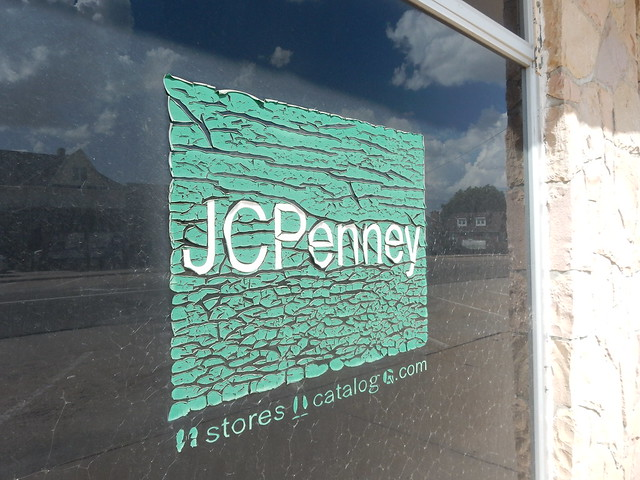 Former JCPenney (Closed 2017) Great Bend, Kansas