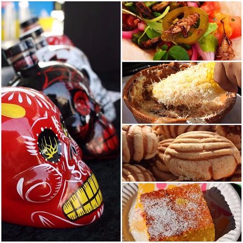 """Festival Gastronómico """"El Día de México"""" en el mercado de Torvehallerne en Copenhague"""