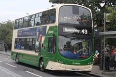 20170920 - 5141 - Lothian Country - Wright Gemini - No 936 - Route 43 - Princes Street (by Castle Street) - Edinburgh