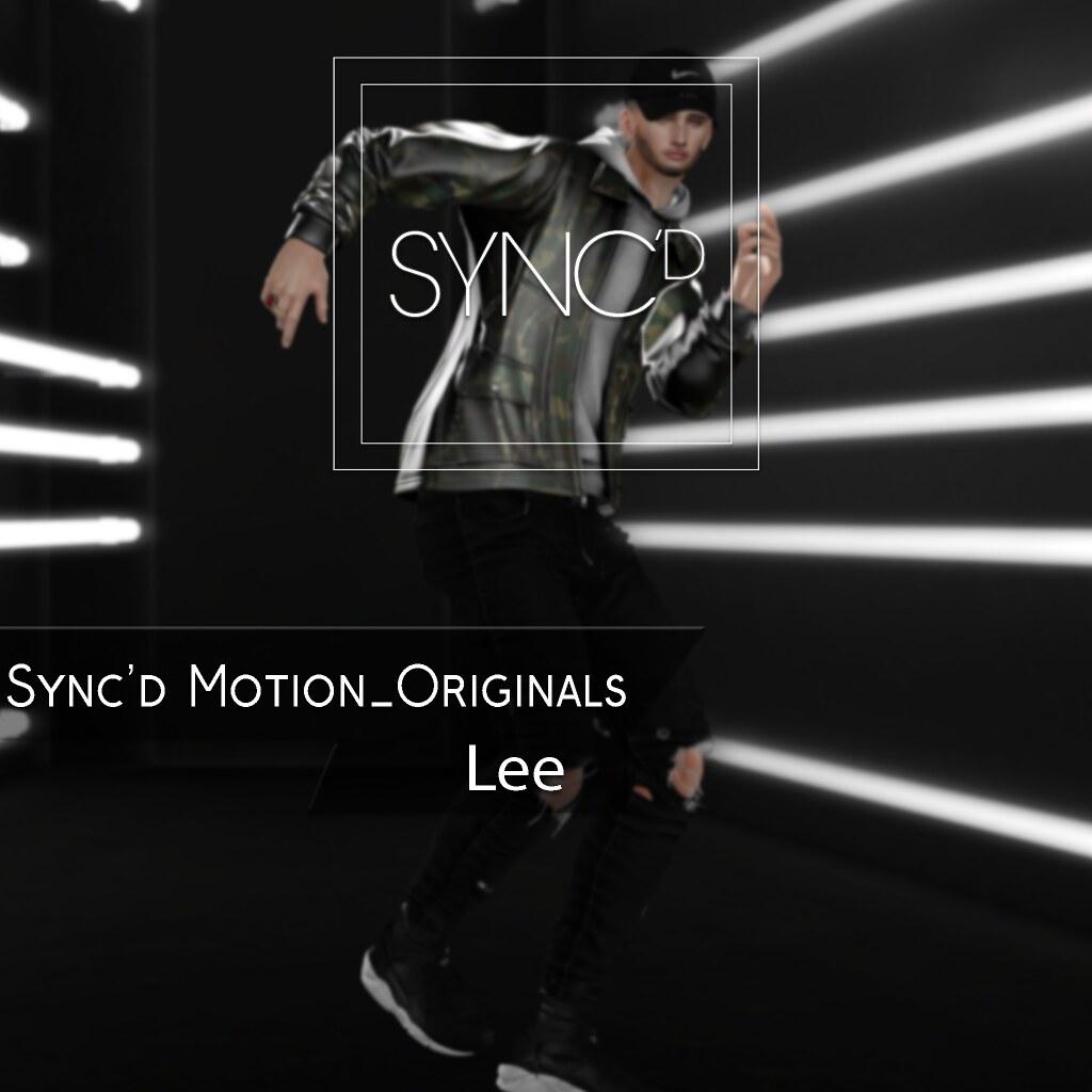 Sync'd Motion__Originals - Lee Pack