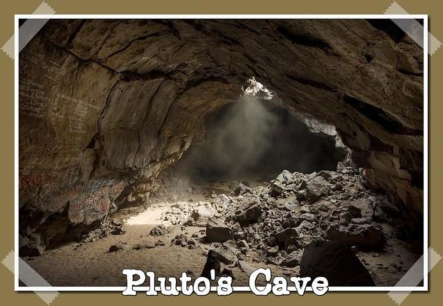 Pluto Cave: Hell or ET Sanctuary?