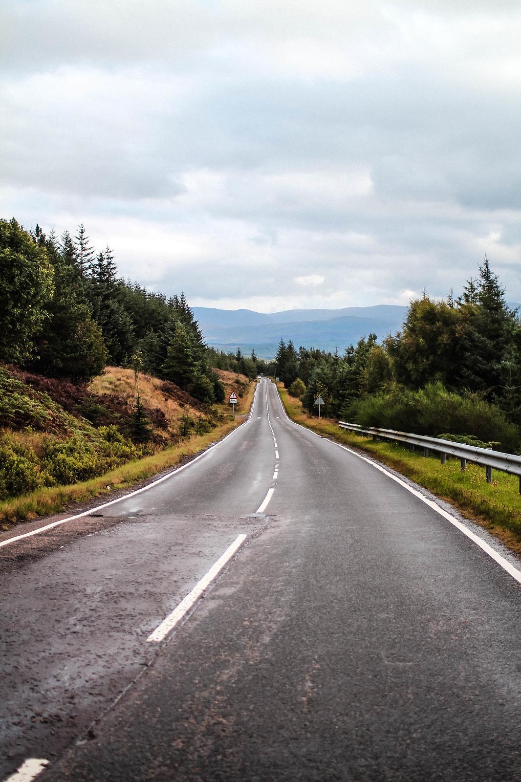 Around Scotland in 1000 miles UK travel blogger guide