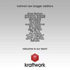 Welcome to KraftWork Newsest Bloggers!